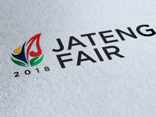 Brand New Logo Jateng Fair 2018